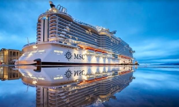 msc crucero