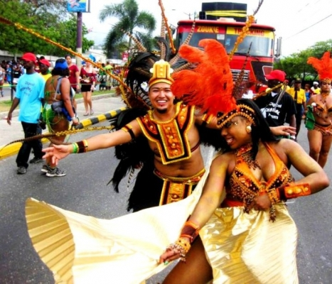 Jamaica-RoadParade