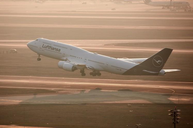 Nueva foto avion Lufthansa
