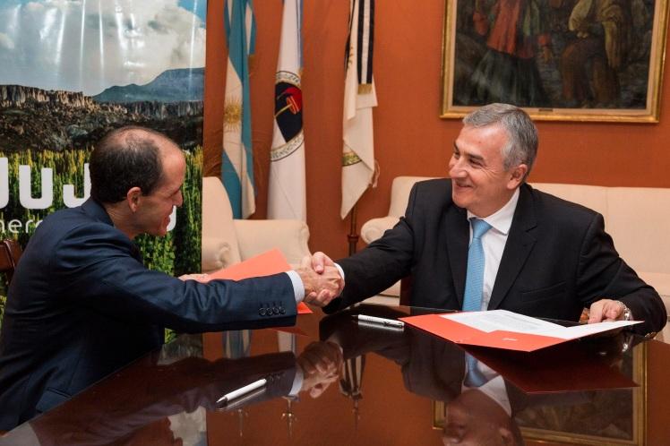 Chris Lehane y Gerardo Morales (2)