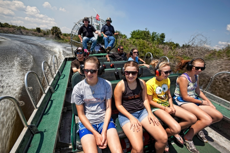 River Ranch_Airboat