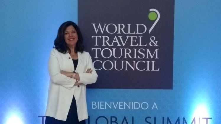 Diana Robino, SVP Enterprise Partnerships de Mastercard.