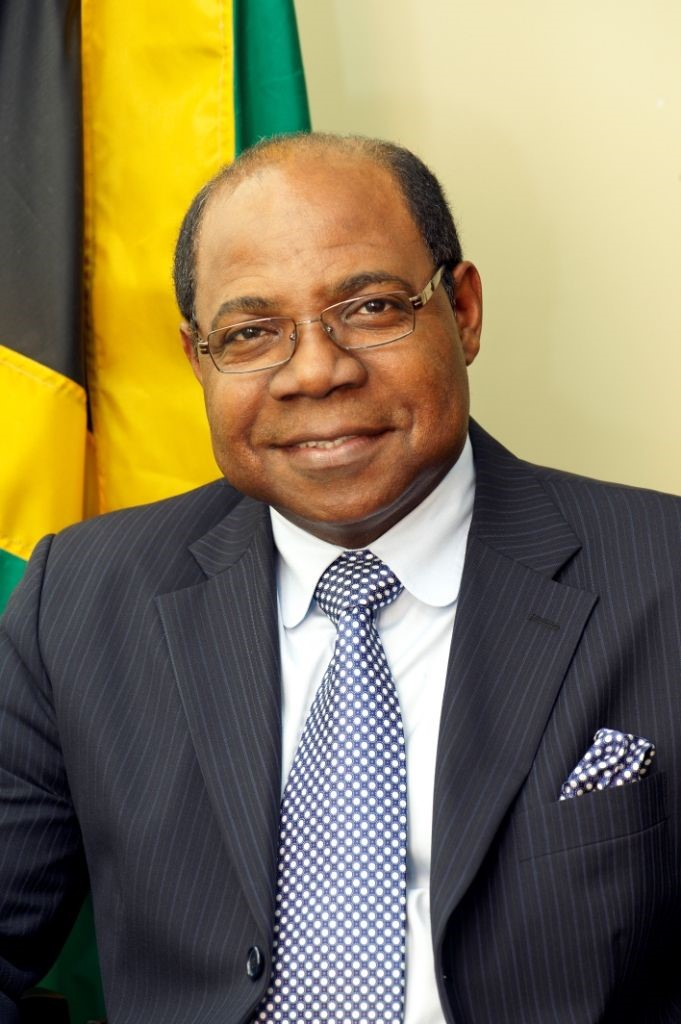 Ministro-Edmund Bartlett