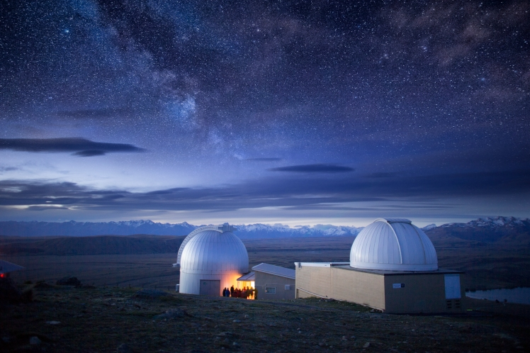 6. Mt John Observatory CREDIT Vaughan Brookfield