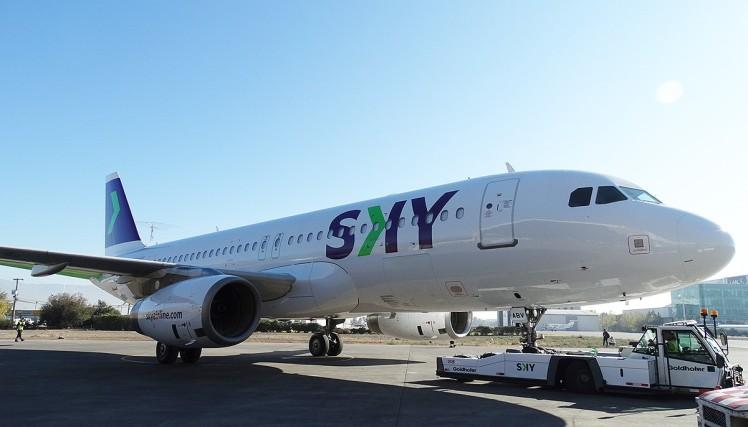 Avión SKY (1)