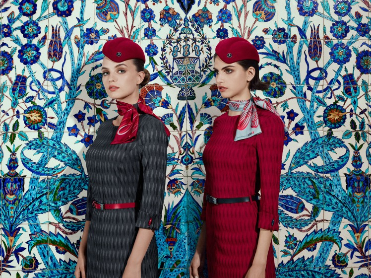 Nuevos uniformes Turkish Airlines 6