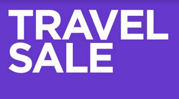 Travel Sale 2018
