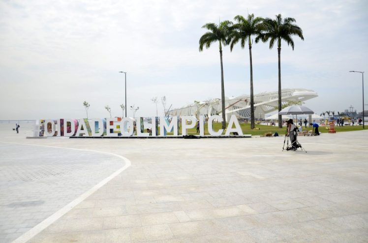 rio de janeiro ciudad olimpica