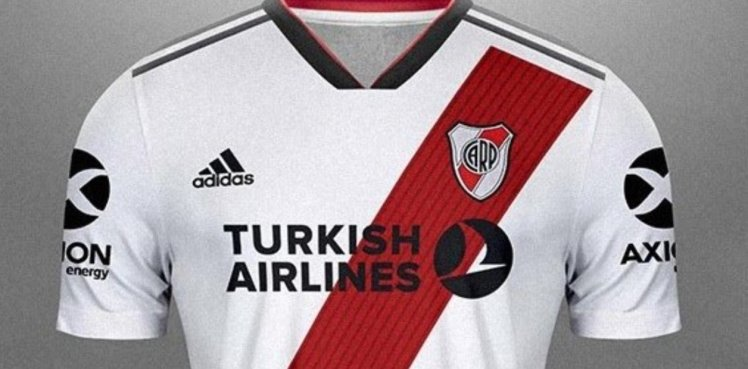 camiseta river turkish airlines
