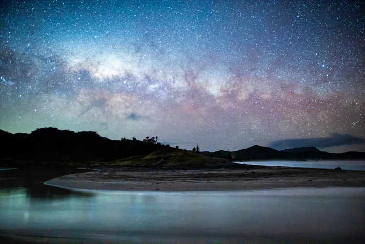 Great Barrier Island by Night - Mark Russell-6